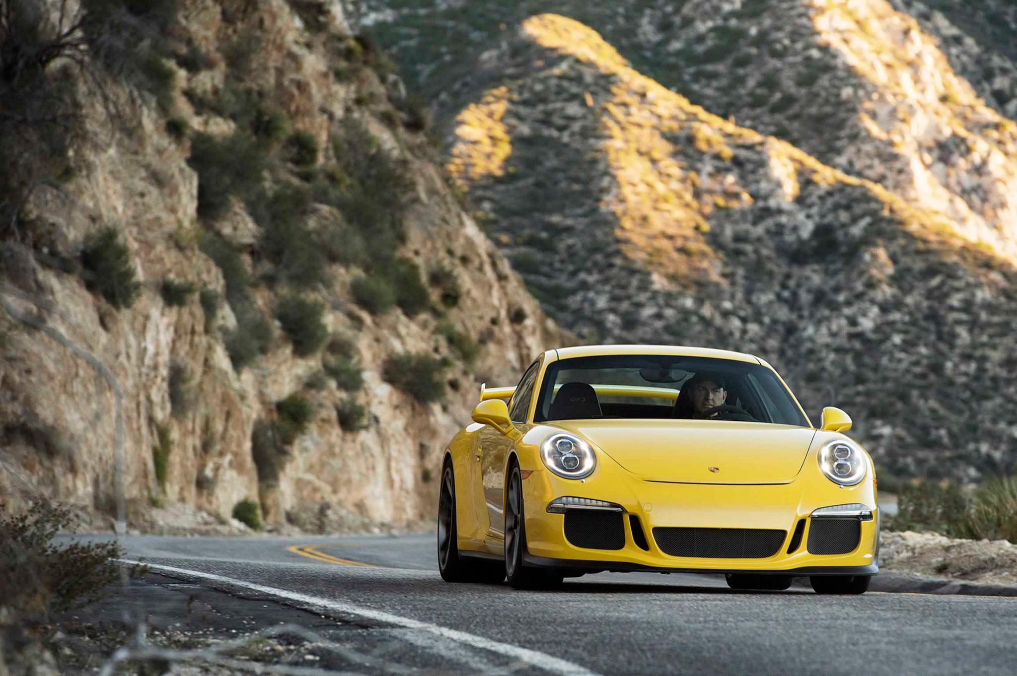 01 2015 porsche 911 gt3 review - Porsche 911 Gt3 2015