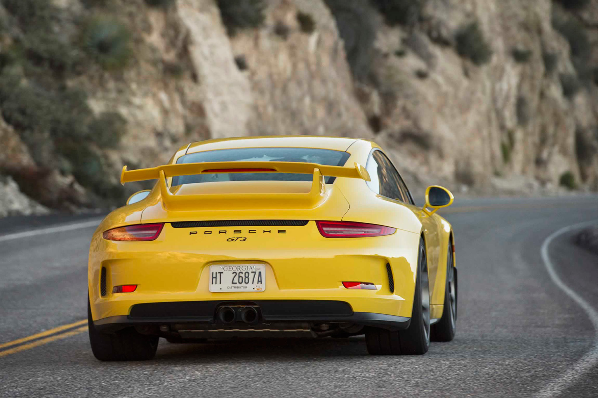 02 2015 porsche 911 gt3 review - Porsche 911 Gt3 2015